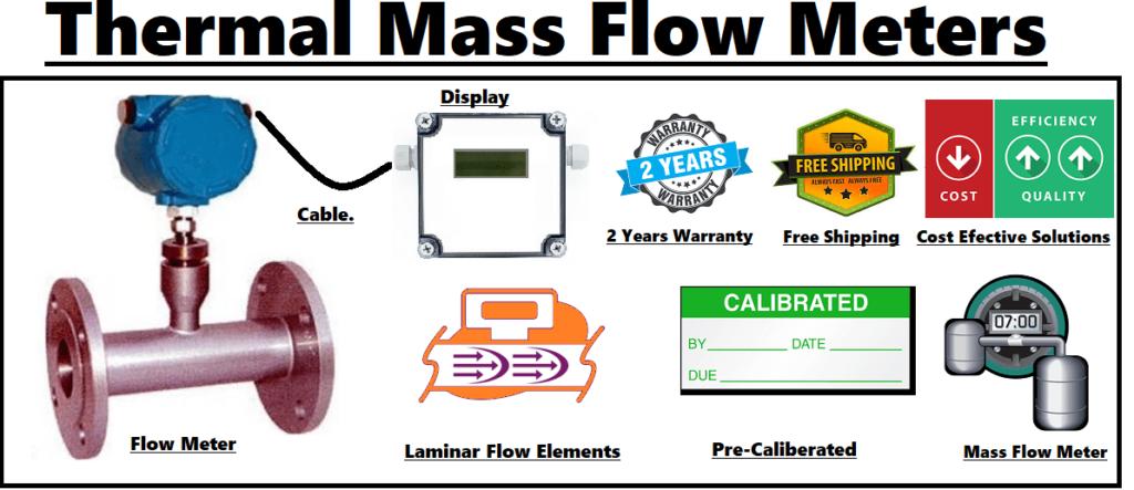 Thermal Mass FLowmeter 2-min