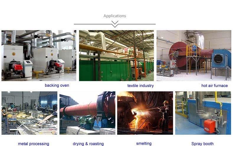 LPG Applications
